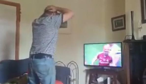 This is a true Galway fan