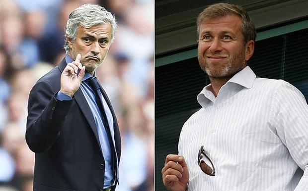 Jose Mourinho has been accused of sending a message to Roman Abramovich over new signings