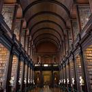 The Long Room in Trinity College. Photo: Deposit/Jelle van der Wolf