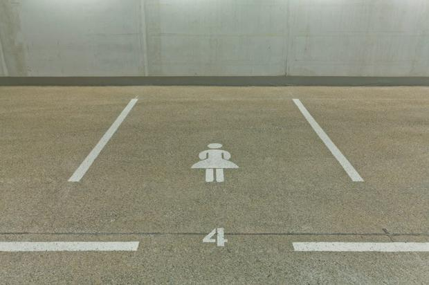 Are female-only parking spaces practical or sexist?