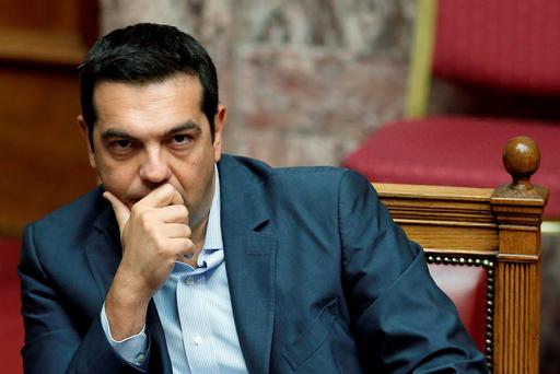 Greek premier Alexis Tsipras has much to ponder