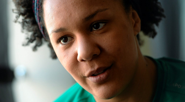 Sophie Spence has been nominated for the World Rugby Player of the Year award