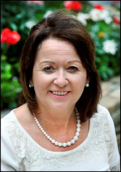 Rose of Tralee Rose chaperone Judy Costelloe