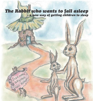 New book 'The Rabbit Who Wants To Fall Asleep' by Carl-Johan Forssen Ehrlin