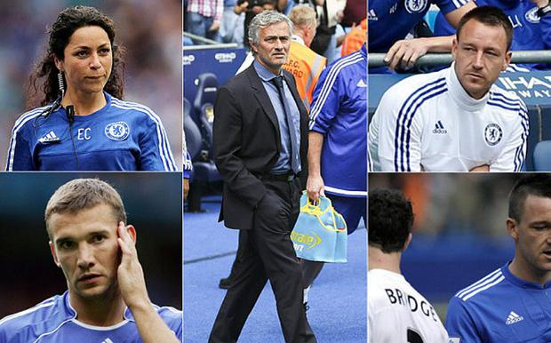 No club does crisis quite like Chelsea Photo: GETTY IMAGES