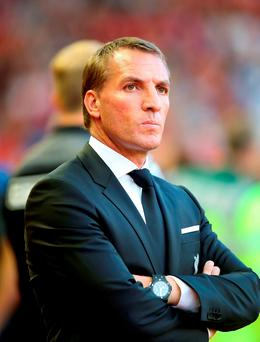 Brendan Rodgers is becoming more pragmatic in his approach to Liverpool's play