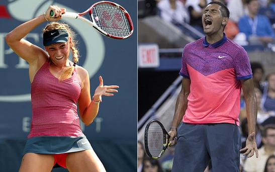 Donna Vekic has criticised Nick Kyrgios over his obscene sledging of Stan Wawrinka