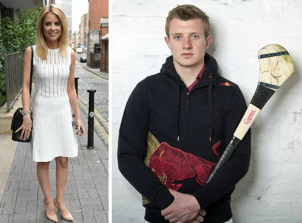 Rachel Wyse, and right, Joe Canning