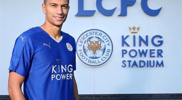 Leicester have completed the signing of Gokhan Inler from Napoli. Pic Credit: Leicester City