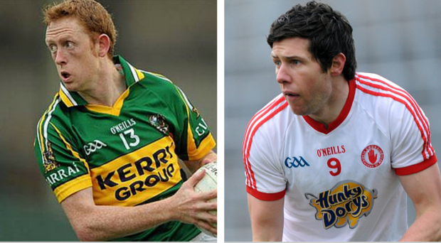 Colm Cooper and Sean Cavanagh, as expected, make the team
