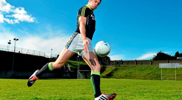 David Moran has battled back from injury to become and integral part of Kerry's team