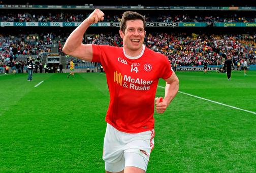 Kerry are going to have to be wary of players like Seán Cavanagh