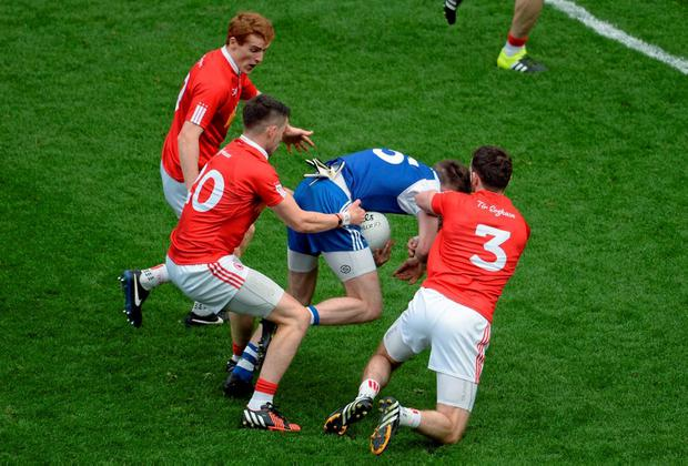 Tyrone will certainly present a more secure defensive alignment than anything Kerry have encountered so far this summer