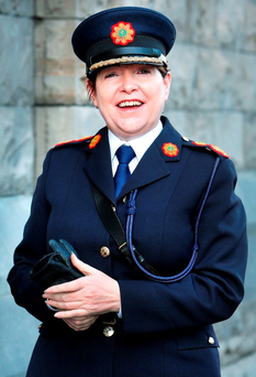 Garda Commissioner Noirin O'Sullivan Photo: Steve Humphreys