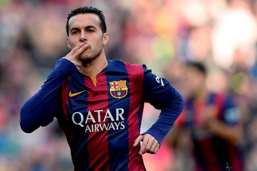 Jose Mourinho's personal intervention sealed a £21.1m deal to sign the Barcelona winger Pedro