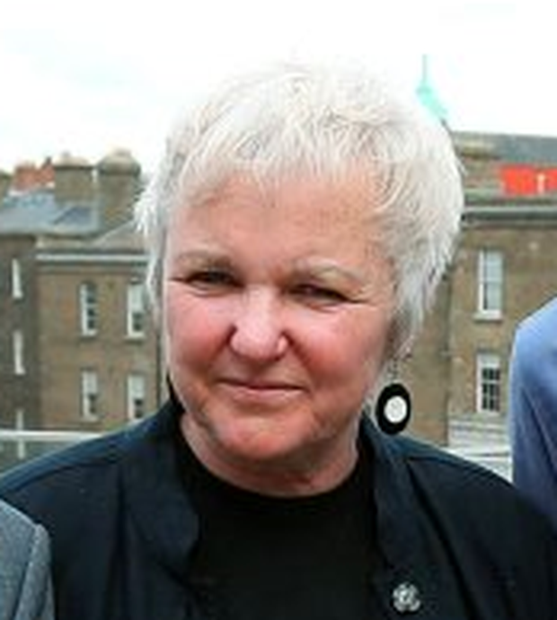 Dublin City Councillor Bríd Smith