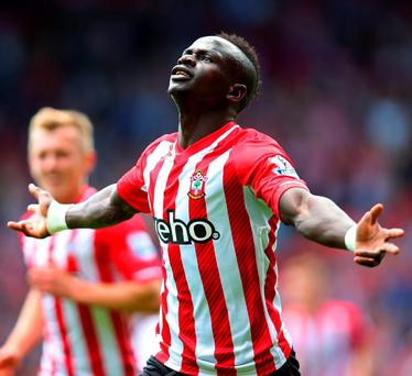 Manchester United set to make a move on Southampton's Sadio Mane