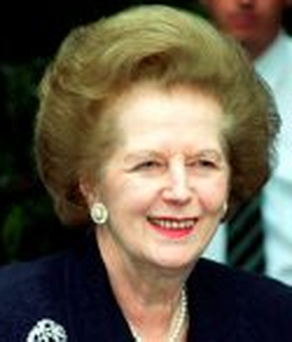 Margaret Thatcher reassured unionist leaders over the Anglo-Irish Agreement