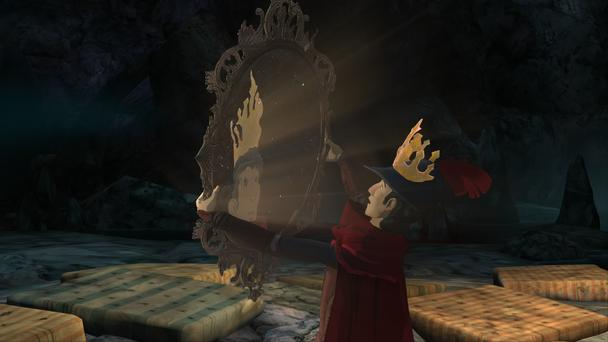 King's Quest: Going back to the origins of how King Graham became a hero