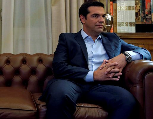 Experts said Mr Tsipras was heading to the polls before the brunt of the new austerity measures are felt in Greece and while he still remains popular