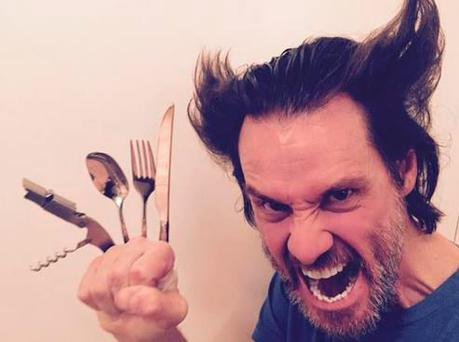 Jim Carrey does Wolverine