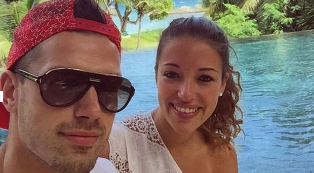 Morgan Schneiderlin and Camile