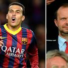 Pedro and Ed Woodward