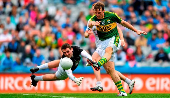 Kerry have a fleet of forwards at their disposal