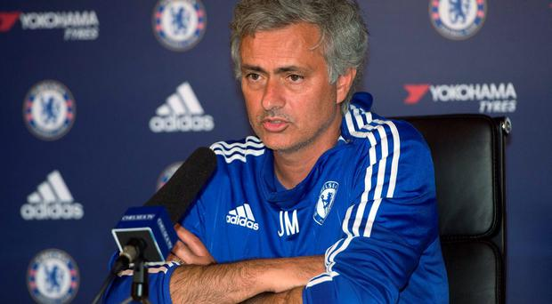 Mourinho has admitted that he is not happy with his own performance as Chelsea manager