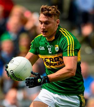'If James O'Donoghue is even half right he is most likely to bury the goal which Kerry need to get rolling'