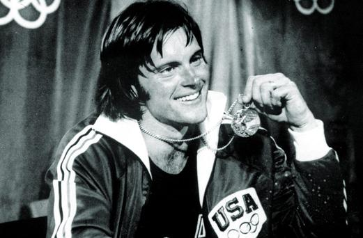 Bruce Jenner (now Caitlyn) won gold in the decathlon at the 1976 Olympics in Montreal with a series of exceptional performances