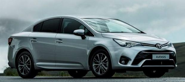 MORE REFINED AND ELEGANT: The Toyota Avensis is a great family car.