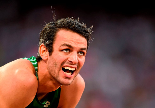 Thomas Barr: 'Close to my best'