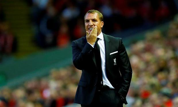 Brendan Rodgers believes his team will go to the Emirates full of confidence