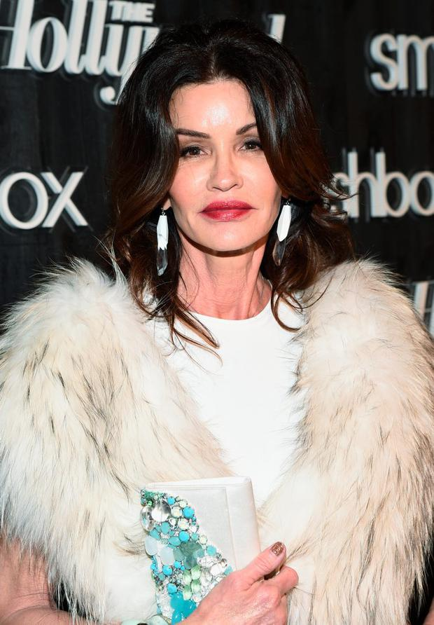 Janice Dickinson attends Smashbox Studios Celebrates Grand Re-Opening at Smashbox Studios on February 5, 2015 in Culver City, California. (Photo by Michael Buckner/Getty Images for Smashbox Studios)