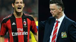 Alexandre Pato could be the answer for Louis van Gaal