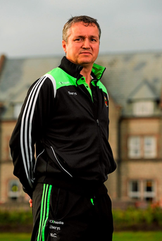 Mayo joint manager Noel Connelly
