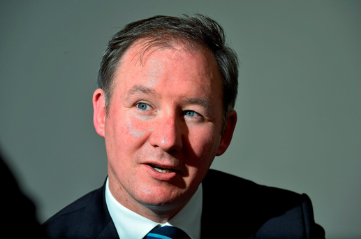The Dublin manager Jim Gavin during a press conference