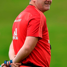Munster's head coach Anthony Foley has been trying to fill the leadership void left by the departing Paul O'Connell