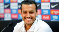 Rodriguez was signed by Chelsea and his arrival bolsters Mourinho's attacking options, with the highlighting the Spaniard's versatility by being able to play as a winger or center forward