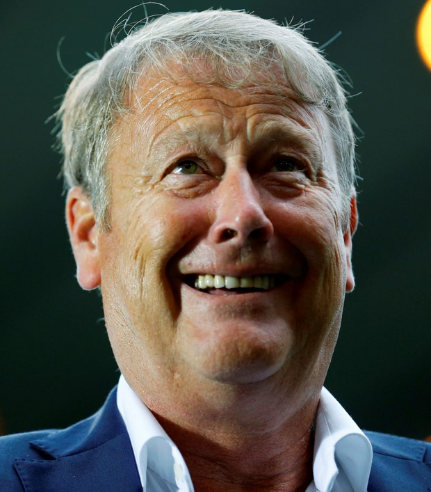 Malmo coach Age Hareide has become embroiled in controversy
