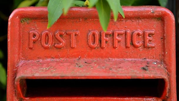 Post box (Stock image)