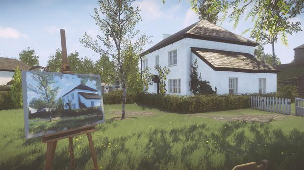 Everybody's Gone to the Rapture: Richly detailed and meticulously modelled on a typical English village