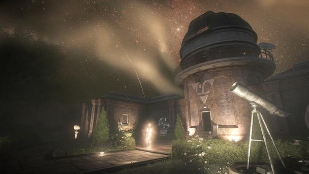 Everybody's Gone to the Rapture: mysterious events in an ordinary place