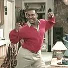 The iconic 'Carlton Dance'