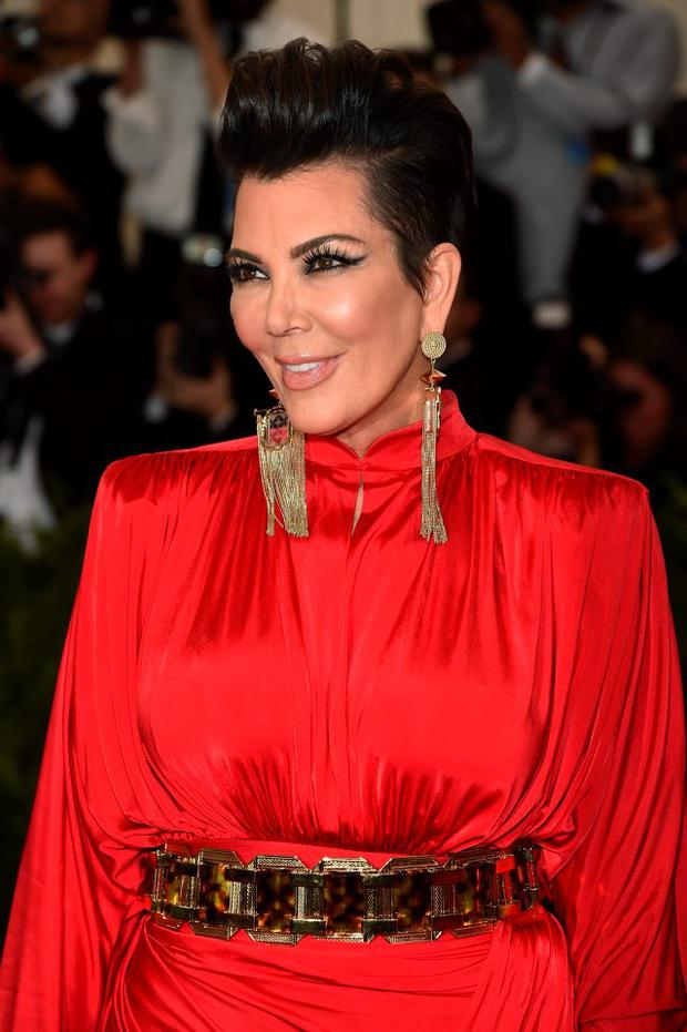 Kris Jenner attends the