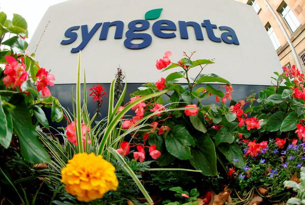 Syngenta is the world's largest maker of farming pesticides
