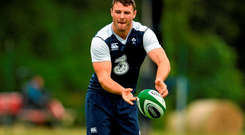 Robbie Henshaw expects Ireland to attack a lot more in coming weeks