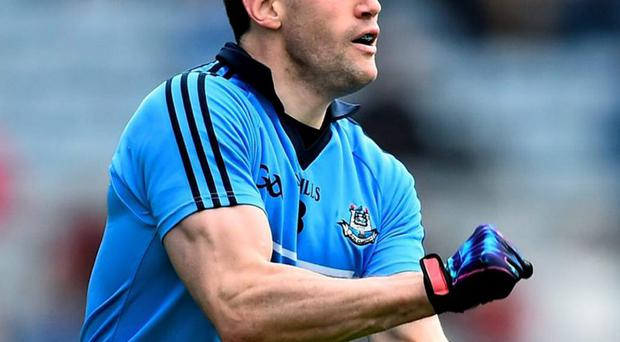 Dublin's Denis Bastick has learned from his criticism