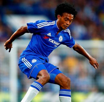 Juan Cuadrado has been loaned out to Juventus after failing to make a significant impact in the Chelsea squad